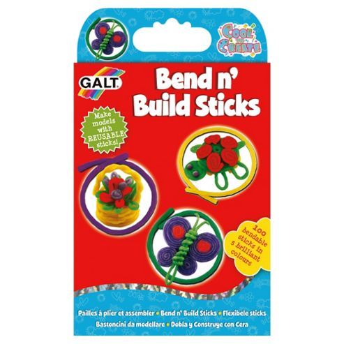 Bend 'N' Build Sticks Activity Pack