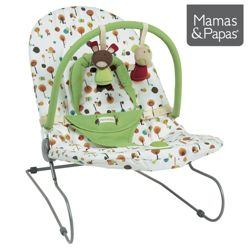 Mamas & Papas Bouncer Bubble, Woodland