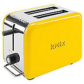 Kenwood TTM028 2 Slice Toaster - Yellow