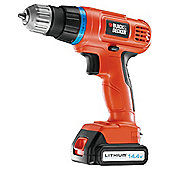 Black & Decker EPL14K 14.4V Lithium ion drill driver