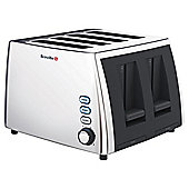 Breville VTT273 4 Slice Toaster - Polished stainless steel