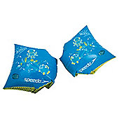 Speedo Sea Squad Armbands, Blue