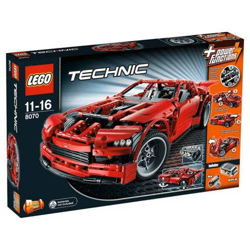 LEGO Technic Supercar 8070