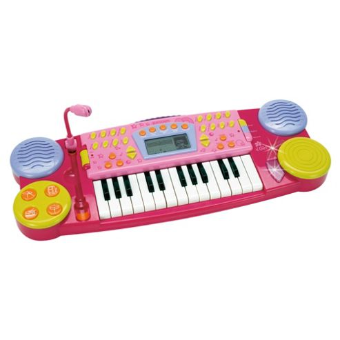 Bontempi MK2571 iGirl Electronic Toy Keyboard