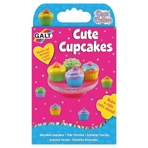 Cute Cupcakes Activity Pack