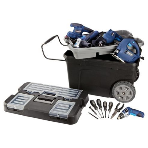 Einhell Blue 12pc Tool Kit