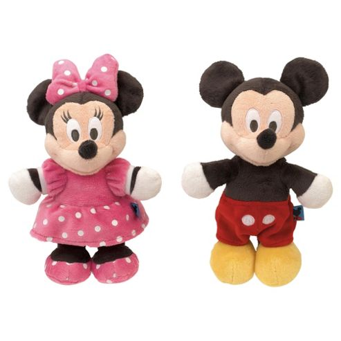 Mickey/Minnie Mouse Mini Soft Toy