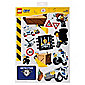 Large Pack Lego Wall Stickers