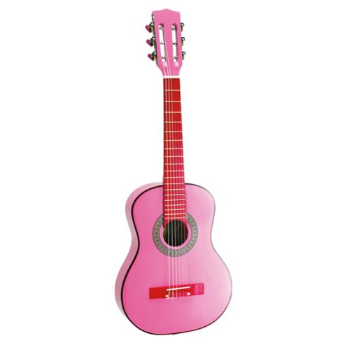 Bontempi GSW7571 iGirl Half Size Toy Wood Guitar