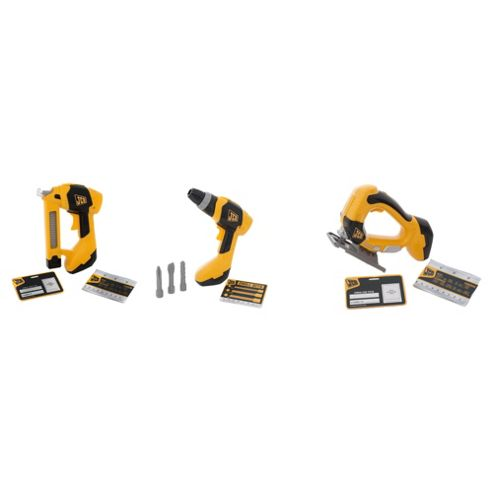 JCB Toy Power Tool