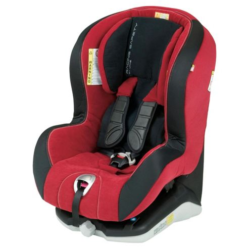 Jané Racing Car Seat, Group 0-1, Holland Garnet
