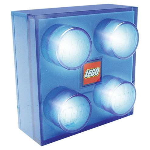 LEGO LED Brick Light Blue