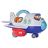 Carousel Toy Aeroplane