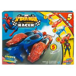 The Amazing Spider-Man Primetime All Mission Racer