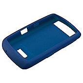 BlackBerry® Storm Silicone Case Blackberry 9500 Skin Dark Blue