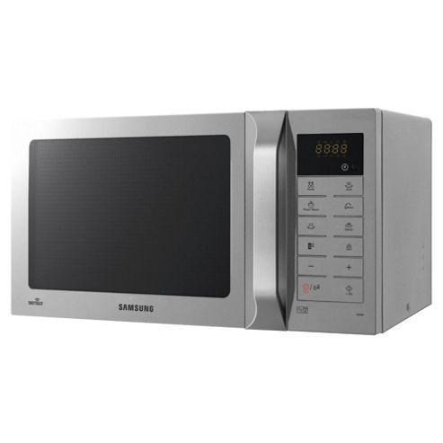 Samsung ME89F-SS 23L 800W Microwave - Silver