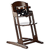 BabyDan Danchair Highchair, Walnut