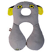 Travel Friends Headrest, 8+ Years, Monster