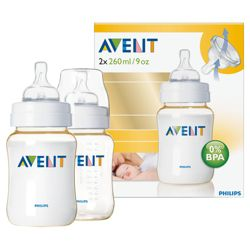 Philips Avent Twin Pack Bottles 260 ml
