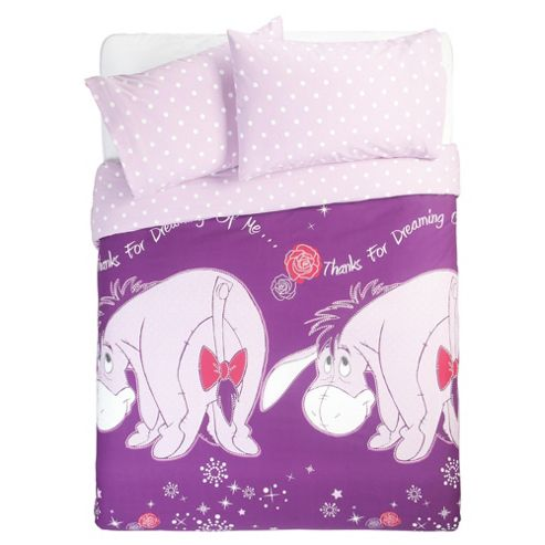 Disney Eeyore Double Duvet Cover Set