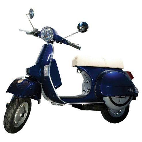 LML Star 2 Stroke 125cc Blue