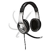 HP Stereo USB Over the Head Premium Digital Headset and Microphone