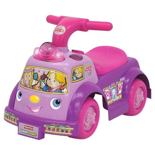 Fisher-Price Little People Lil Princess Ride-On