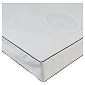Kit For Kids Outlast Pioneer Pocketed Spring Continental Cot Mattress