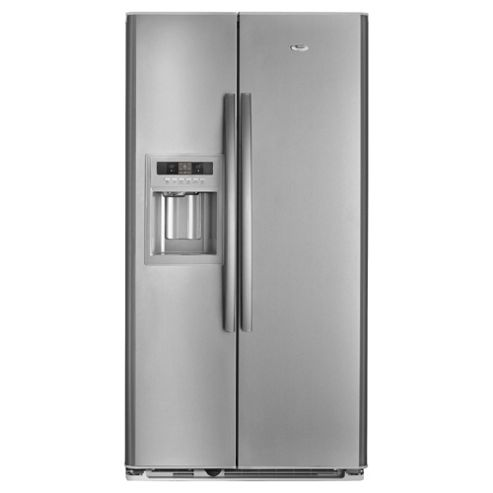 Whirlpool WSC 5541NX Fridge Freezer Stainless Steel