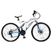 "Vertigo Mont Blanc 26"" Dual Suspension Adult Mountain Bike - Ladies"