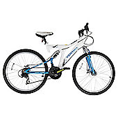 "Vertigo Mont Blanc 26"" Ladies' Dual Suspension Mountain Bike"