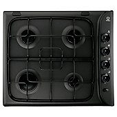 Indesit PIM 640 AS Black Gas Hob