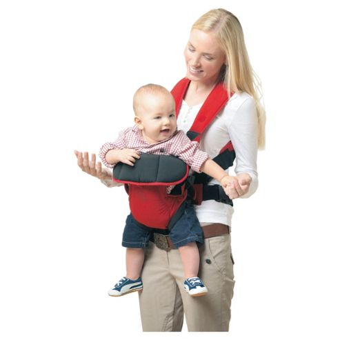 Jane Baby Carrier, Red