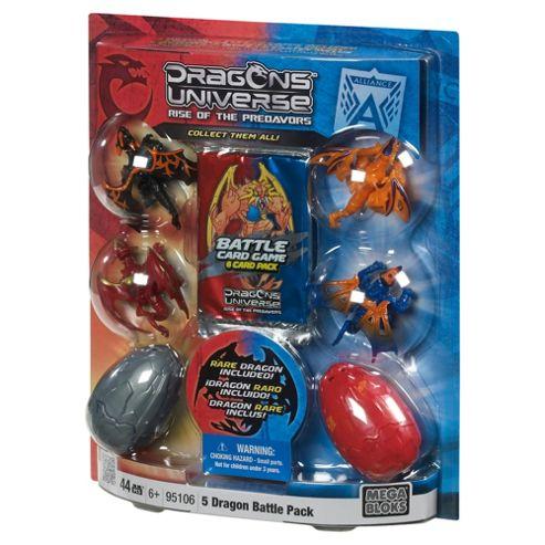 Mega Bloks Dragons Universe Micro Dragon 1