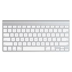Apple Wireless Keyboard for the new Apple iPad & iPad 2 White