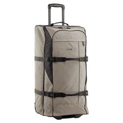 Samsonite Wander-Full 2-Wheel Duffle Bag, Sand 82cm