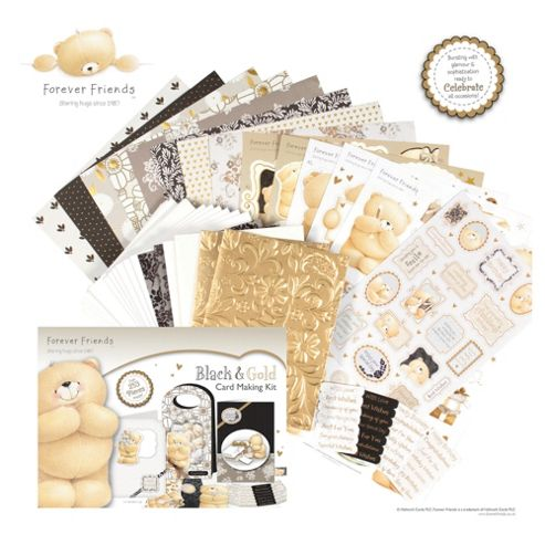Forever Friends Card making kit