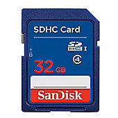 SanDisk SDHC Memory Card 32GB