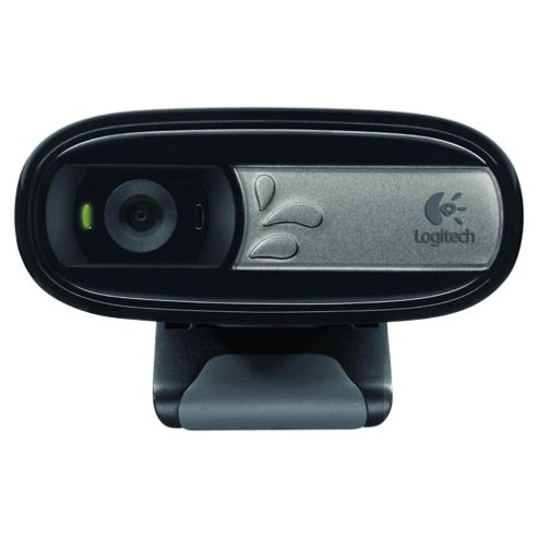 Logitech C170 - 5MP XVGA Webcam