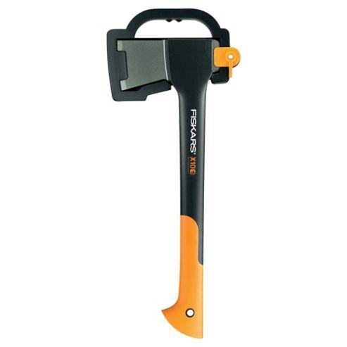 buy fiskars carpenter 39 s axe x10 from our axes range tesco. Black Bedroom Furniture Sets. Home Design Ideas
