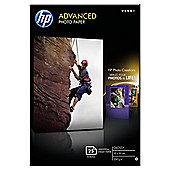 HP Advanced Glossy universal Photo Paper - 25 Sheets