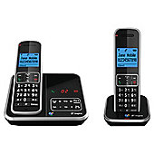 BT Inspire Telephone with Answer Machine - Twin.
