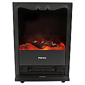Pifco PE177 2000W Log Effect Fireplace