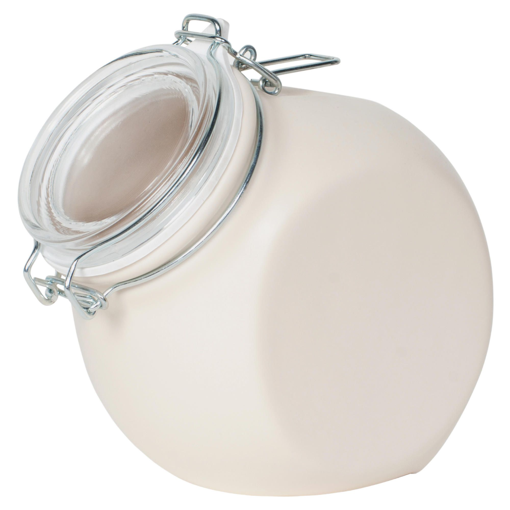 Nigella Lawson Living Kitchen 1.5L Storage Jar, Cream