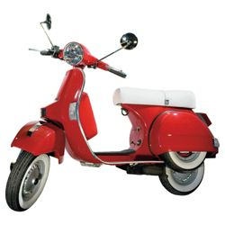 LML Star 2 Stroke 125cc Red