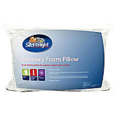 Silentnight Dual Density Memory Foam Pillow
