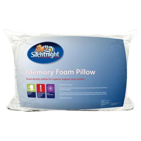 Silentnight Dual Density Memory Foam Pillow