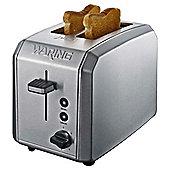 Waring WT200U 2 Slice Toaster - Silver