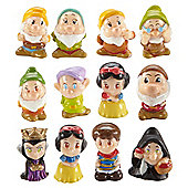 Disney Princess Squinkies 12 Piece Bubble Pack- Assortment – Colours & Styles May Vary