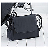 Clair de Lune Baby Changing Bag, Black
